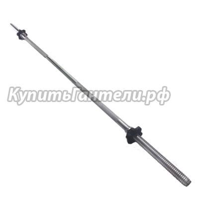 Гриф TITAN прямой 150 см (усиленный) d-25 мм
